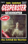 Cover for Gespenster Geschichten Sonderband (Bastei Verlag, 1986 series) #31