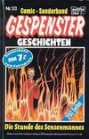 Cover for Gespenster Geschichten Sonderband (Bastei Verlag, 1986 series) #33