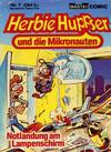 Cover for Herbie Huppser (Bastei Verlag, 1981 series) #7
