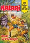 Cover for Kalari (Bastei Verlag, 1982 series) #1