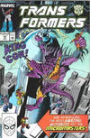 Cover for The Transformers (Marvel, 1984 series) #54 [Direct Edition]