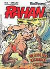 Cover for Rahan (Bastei Verlag, 1984 series) #3