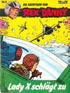 Cover for Rex Danny (Bastei Verlag, 1973 series) #9