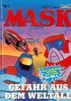 Cover for Mask (Bastei Verlag, 1987 series) #1