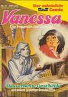 Cover for Vanessa (Bastei Verlag, 1982 series) #15