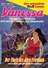 Cover for Vanessa (Bastei Verlag, 1982 series) #37