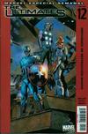 Cover for The Ultimates: La Serie Original (Editorial Televisa, 2011 series) #12