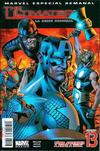 Cover for The Ultimates: La Serie Original (Editorial Televisa, 2011 series) #13