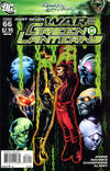Cover for Green Lantern (DC, 2005 series) #66 [Standard Cover]