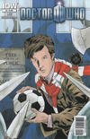 Cover for Doctor Who (IDW, 2011 series) #5 [Cover B]