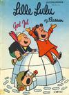 Cover for Lille Lulu og Bassen julenummer (Serieforlaget / Se-Bladene / Stabenfeldt, 1961 series) #1962