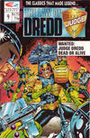 Cover for The Law of Dredd (Fleetway/Quality, 1988 series) #9