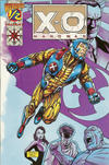 Cover Thumbnail for Wizard Presents: X-O Manowar (1994 series) #1/2 [Logo Color Variant]