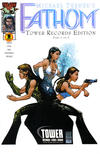 Cover for Fathom (Image, 1998 series) #12 [Tower Records Variant Cover]