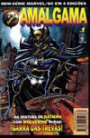 Cover for Amálgama (Editora Abril, 1997 series) #1