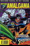 Cover for Amálgama (Editora Abril, 1997 series) #4