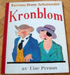 Cover for Kronblom (Åhlén & Åkerlunds, 1930 series) #1930 [inb]