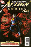 Cover for Action Comics (DC, 1938 series) #900 [Second Printing]