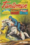 Cover for Fantomen (Semic, 1963 series) #21/1973