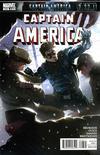 Cover for Captain America (Marvel, 2005 series) #618 [Marko Djurdjevic cover]