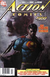 Cover Thumbnail for Action Comics (1938 series) #900 [Newsstand]