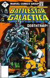 Cover Thumbnail for Battlestar Galactica (1979 series) #3 [Whitman Edition]
