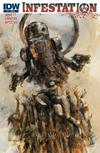 Cover for Infestation (IDW, 2011 series) #1 [Incentive Cover]