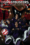 Cover Thumbnail for Ghostbusters: Past, Present, and Future (2009 series)  [Cover B]