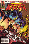 Cover Thumbnail for Ka-Zar (1997 series) #2 [Cover B - Direct Edition]
