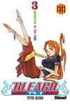 Cover for Bleach (Ediciones Glénat, 2007 series) #3