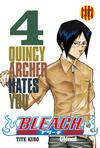 Cover for Bleach (Ediciones Glénat, 2007 series) #4