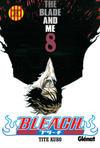 Cover for Bleach (Ediciones Glénat, 2007 series) #8
