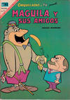 Cover for Chiquilladas (Editorial Novaro, 1952 series) #207