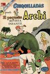 Cover for Chiquilladas (Editorial Novaro, 1952 series) #366