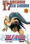 Cover for Bleach (Ediciones Glénat, 2007 series) #17