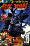 Cover for Batman Legends (Titan, 2007 series) #45
