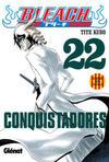 Cover for Bleach (Ediciones Glénat, 2007 series) #22