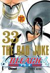 Cover for Bleach (Ediciones Glénat, 2007 series) #33