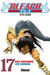 Cover for Bleach (Ediciones Glénat, 2006 series) #17