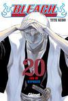 Cover for Bleach (Ediciones Glénat, 2006 series) #20