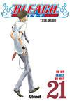 Cover for Bleach (Ediciones Glénat, 2006 series) #21