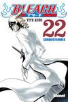 Cover for Bleach (Ediciones Glénat, 2006 series) #22