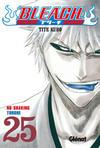 Cover for Bleach (Ediciones Glénat, 2006 series) #25