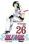 Cover for Bleach (Ediciones Glénat, 2006 series) #26