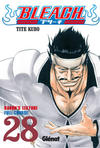 Cover for Bleach (Ediciones Glénat, 2006 series) #28