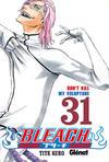 Cover for Bleach (Ediciones Glénat, 2006 series) #31