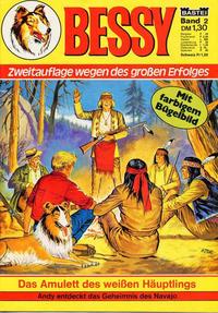 Cover Thumbnail for Bessy (Bastei Verlag, 1976 series) #2
