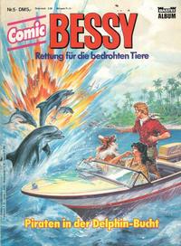 Cover for Bessy (Bastei Verlag, 1986 series) #5