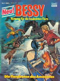 Cover Thumbnail for Bessy (Bastei Verlag, 1986 series) #2