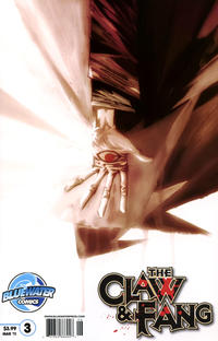 Cover Thumbnail for The Claw and Fang (Bluewater / Storm / Stormfront / Tidalwave, 2010 series) #3